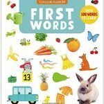 First Words: Books, Games & Activities For Teaching New Words