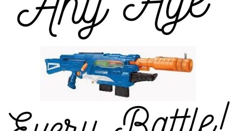 Mutator Dart Action: Any Age, Every Battle!
