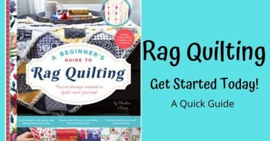 Rag Quilting: Get Started Today