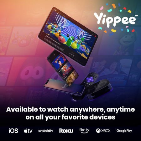 Yippee: Child Safe Media Alternative