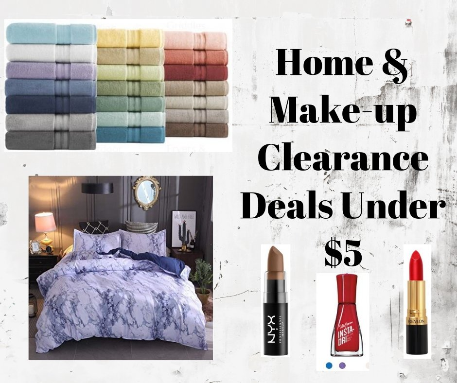 Clearance Deals Under $5