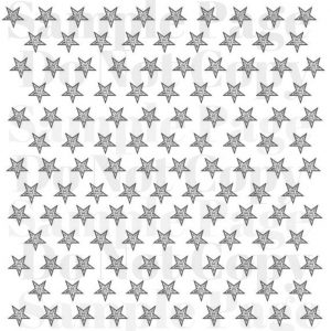 Order of the Eastern Star Scrapbook Paper