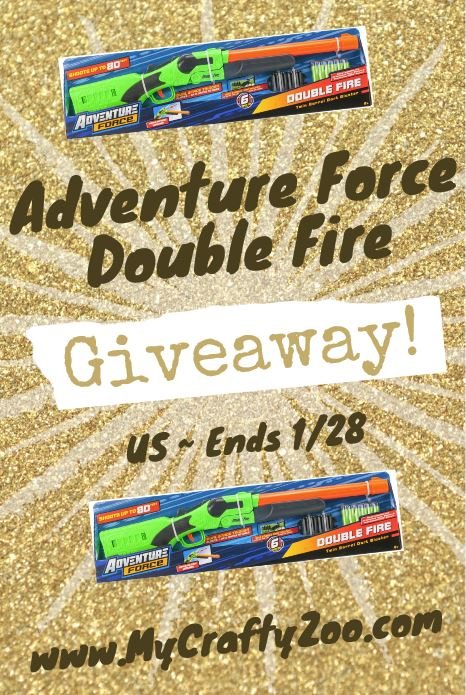 Adventure Force Double Fire Giveaway