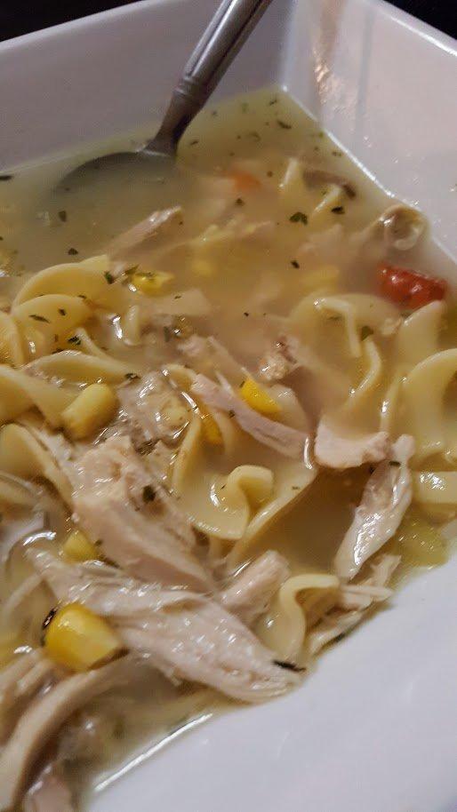 Best Homemade Chicken Soup Recipe