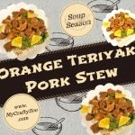 Orange Teriyaki Pork Stew: Easy, Healthy & Nutritious