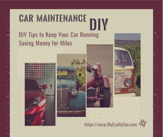 Car Maintenance DIY: Tips to Keep Your Car Running