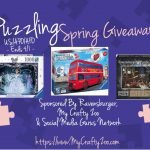 Puzzling Fun & the Puzzling Spring Giveaway