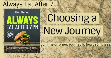 Always Eat After 7: Choosing A New Journey