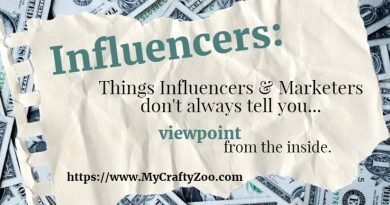 Influencers: Viewpoint From the Inside