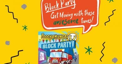 Block Party: Get the Kids Rockin' with these awesome tunes!