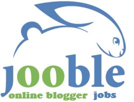 jooble online blogger jobs