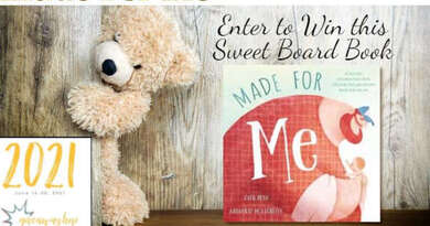 Made for Me: Dad O Mite Giveaway Hop