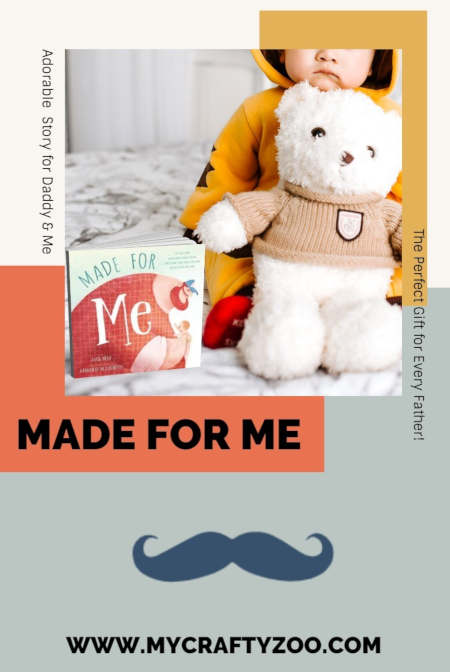 Made for Me: Special Gift For Daddy's and Their Little Ones @Crafty_Zoo
