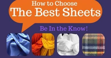 How to Choose the Best Sheets: Be In the Know @MyCraftyZoo