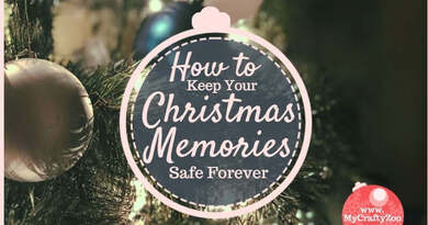 How to Keep Your Christmas memories safe Forever