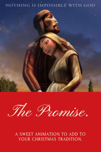 The Promise DVD: Must Have Christmas Film