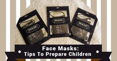 Face Masks: Tips to Prepare Children