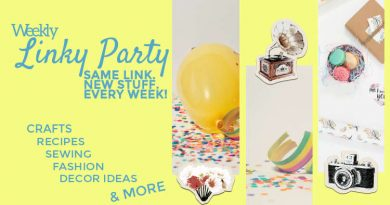 Linky Party: Wonderful Wednesday! New Weekly!