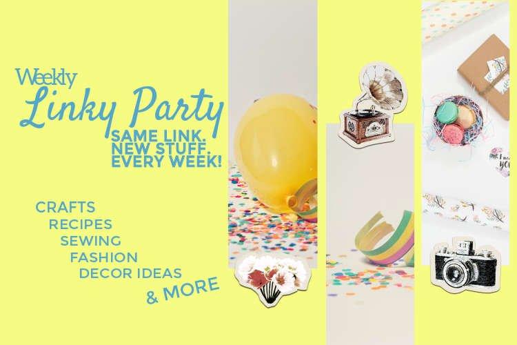 Linky Party: Wonderful Wednesday! New Weekly!