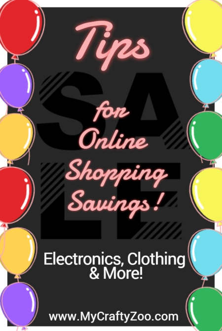 Online Shopping: Tips to Save Your Money @Crafty_Zoo