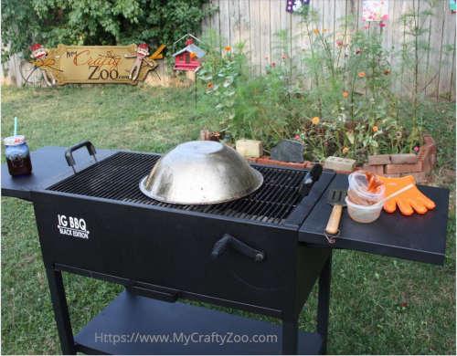 IG BBQ Grill: Fall Grillin' Giveaway
