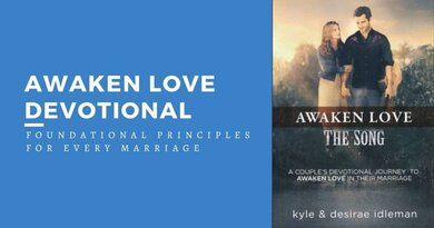 Awaken Love Devotional: Awaken the Love in Your Marriage