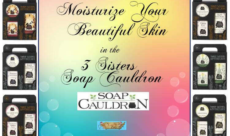 Moisturize Your Beautiful Skin With 3 Sisters