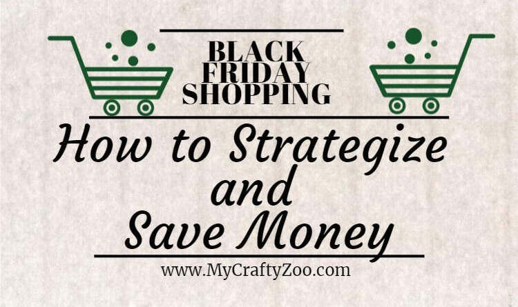 Black Friday Shopping: How to Strategize and Save Money