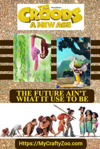 Croods: A New Age - Awesome Family Adventure!