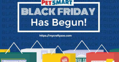 PetSmart Black Friday Has Begun!