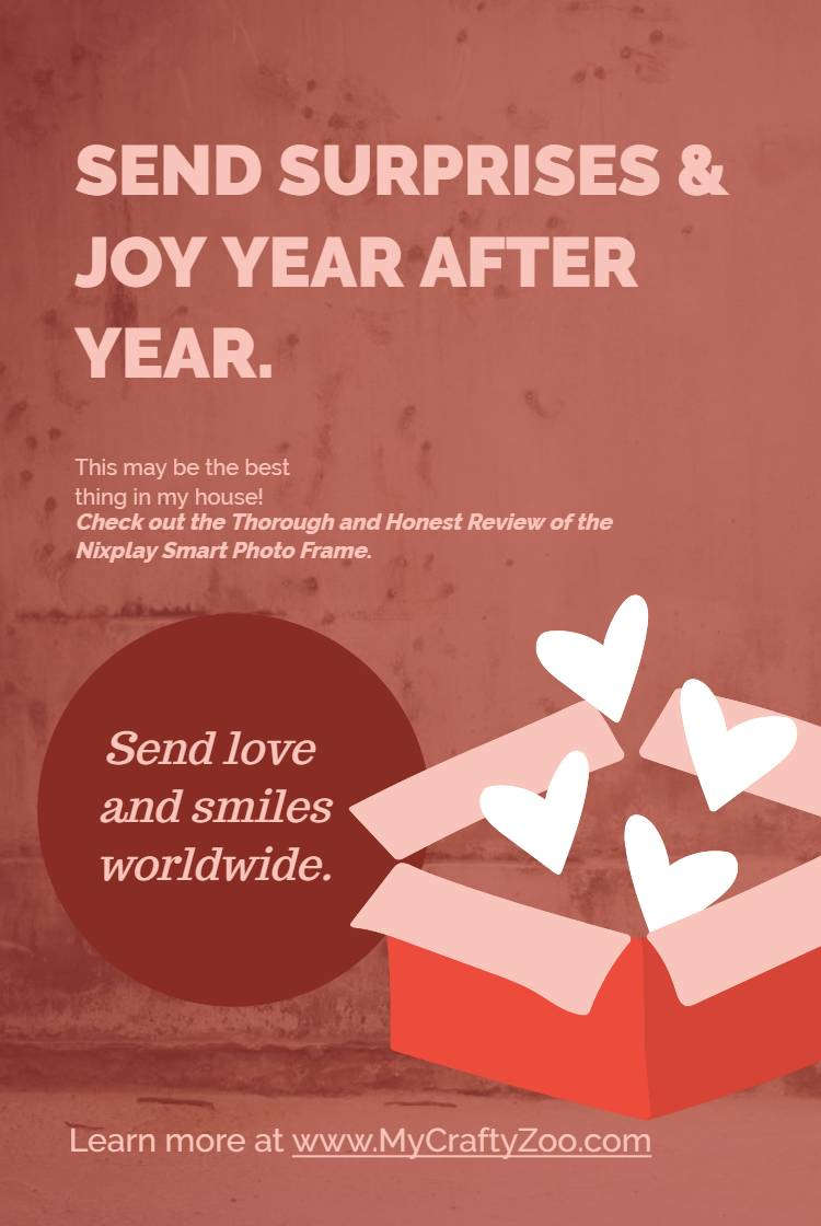 Send Surprises, Joy Year After Year With One Perfect Gift @Crafty_Zoo
