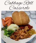 Cabbage Roll Casserole: How to Make an Easy, Absolutely Healthy, Dinner @Crafty_Zoo