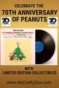 Celebrate the 70th Anniversary of Peanuts with Limited Edition Collectibles