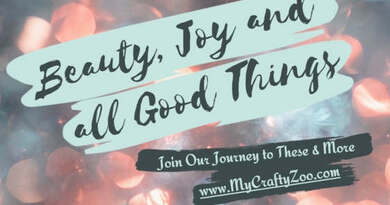 Beauty, Joy and all Good Things