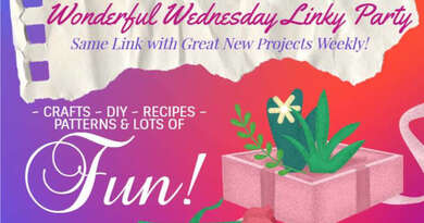 Linky Party: Wonderful Wednesday! Updated Weekly