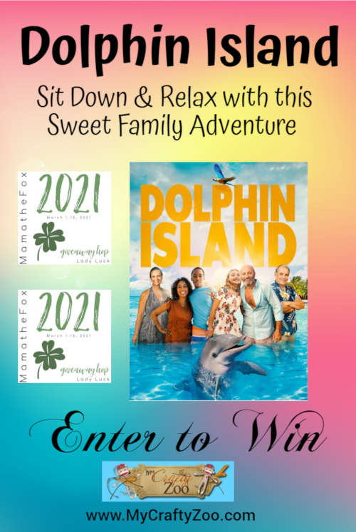 Dolphin Island: Sit Down & Relax with this Sweet Family Adventure!