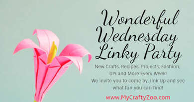 Linky Party: Wonderful Wednesday