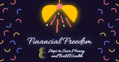 Financial Security: 8 Steps to Save Money and Build Wealth