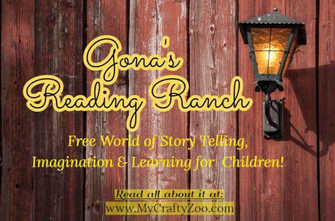 Gona's Reading Ranch: Free World of Fun and Imagination
