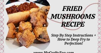 Fried Mushrooms Recipe: Step By Step to Delicious, Savory Goodness